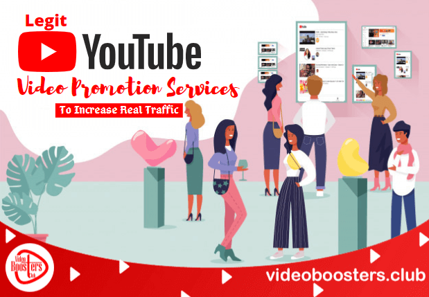 Legit YouTube Video Promotion Services To Increase Real Traffic