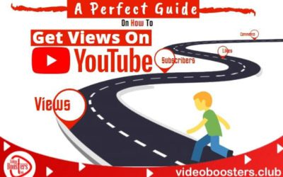 A Perfect Guide On How To Get Views On YouTube