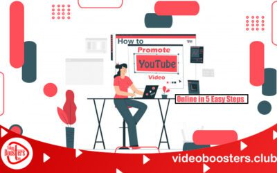 How To Promote YouTube Videos Online In 5 Easy Steps