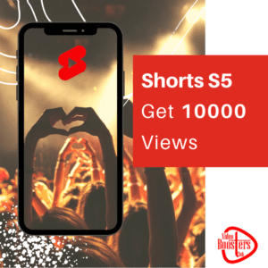 YouTube Shorts Promotion S5