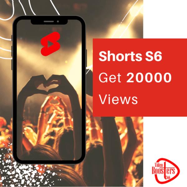 YouTube Shorts Promotion S6