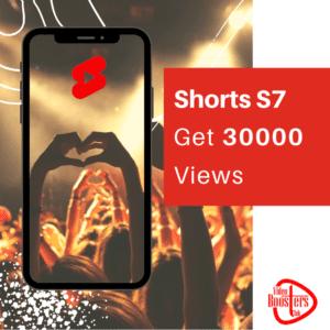 YouTube Shorts Promotion S7