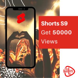 YouTube Shorts Promotion S9