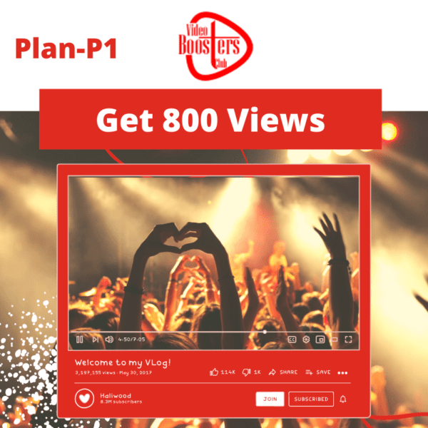 YouTube Video Promotion P1