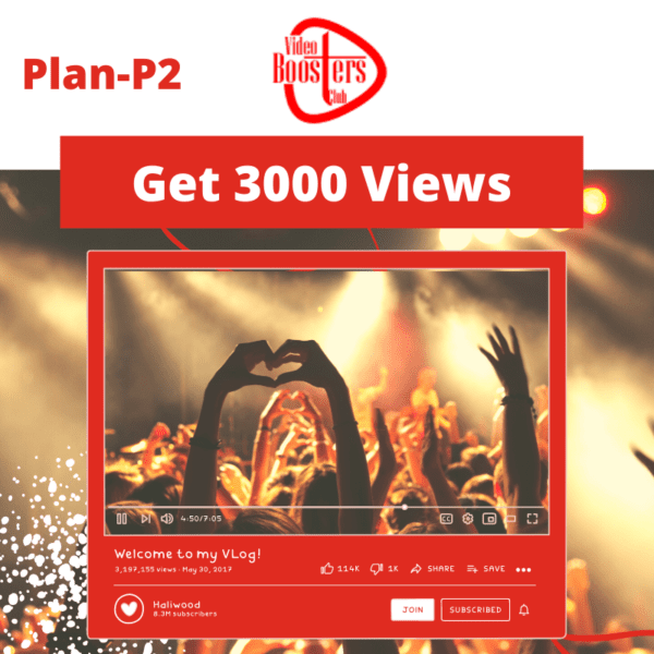 YouTube Video Promotion P2