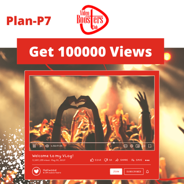 YouTube Video Promotion P7
